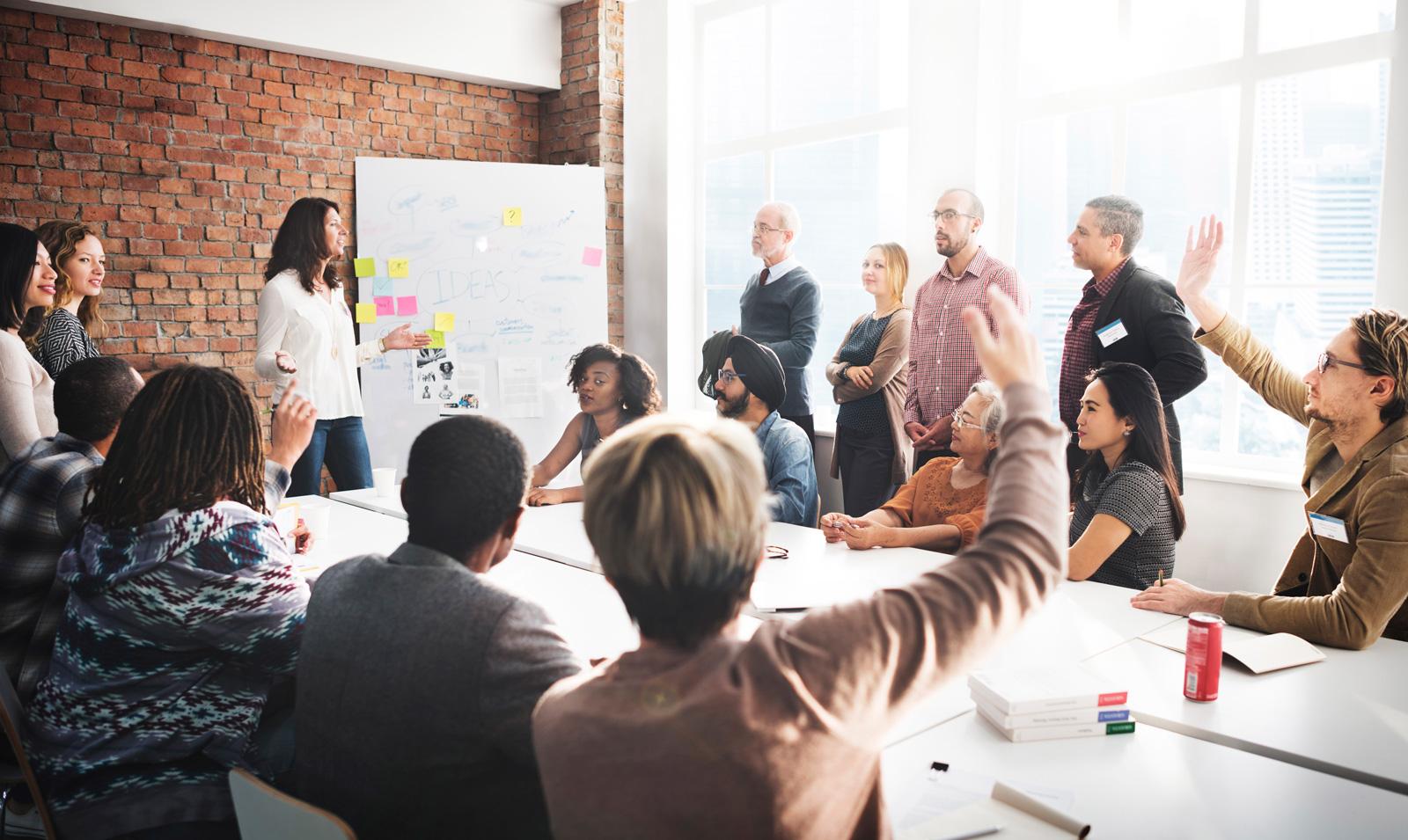 Курсы английского языка для сотрудников организаций